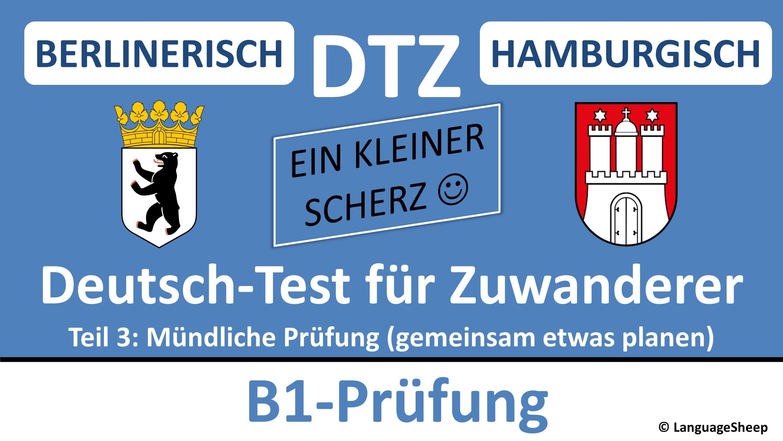 Model Test Dtz B1