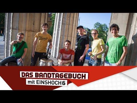 deutsch lernen mit musik b1 b2 das bandtagebuch mit einshoch6 01 german akademie. Black Bedroom Furniture Sets. Home Design Ideas