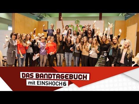 deutsch lernen mit musik b1 b2 das bandtagebuch mit einshoch6 52 german akademie. Black Bedroom Furniture Sets. Home Design Ideas