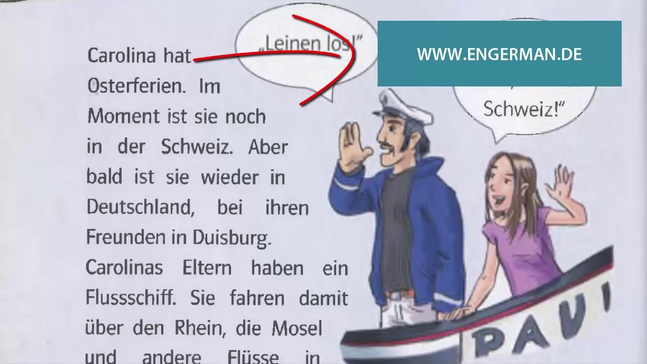 Geschichte für Anfänger #1 | Deutsch lernen - German Akademie