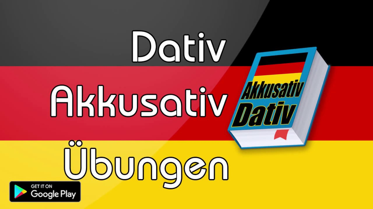 Dativ akkusativ bungen deutsch lernen german akademie for Prapositionen mit dativ und akkusativ ubungen