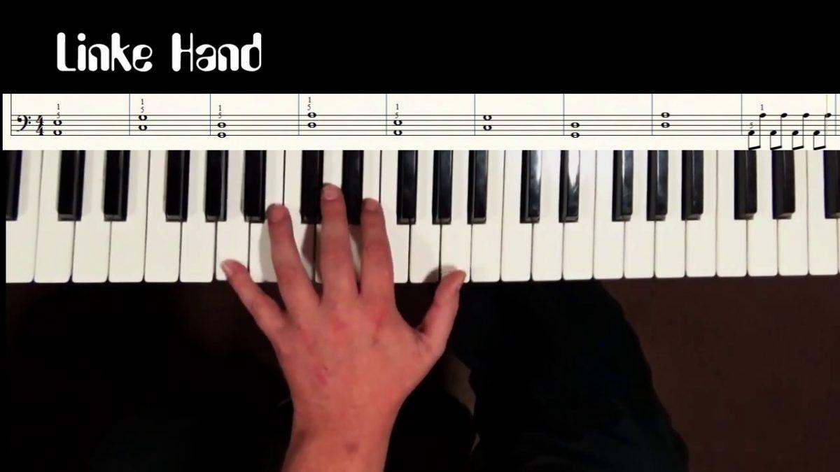 klavier spielen lernen lektion 19 prayer in c tutorial in deutsch zum selber lernen german. Black Bedroom Furniture Sets. Home Design Ideas