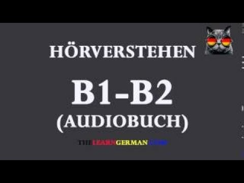 deutsch lernen durch h ren 2 audiobuch b1 b2 german. Black Bedroom Furniture Sets. Home Design Ideas