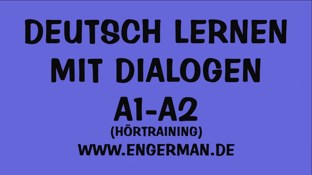 Learn speak german language online free