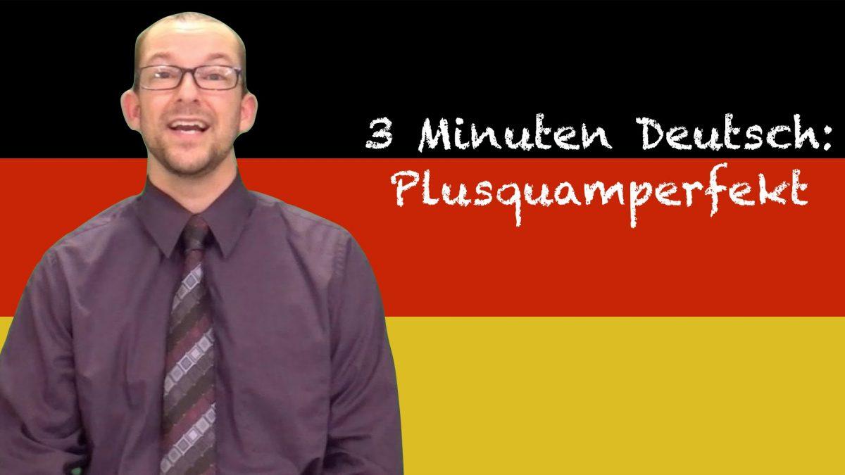 minute deutsch